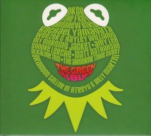 green-album-cover