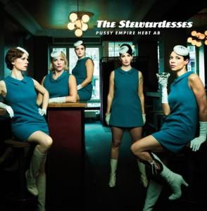 Stewardessen CD Cover.indd