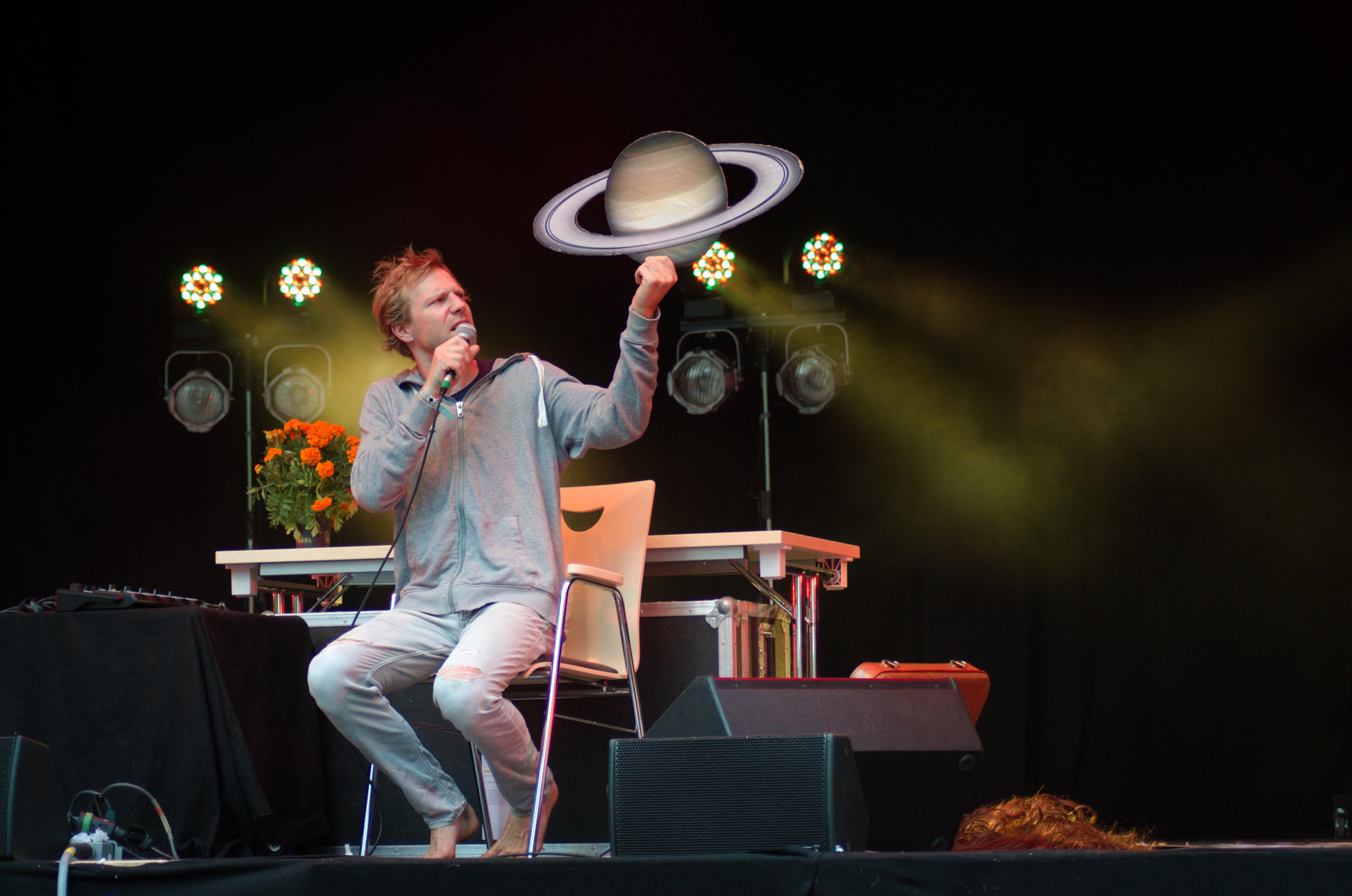 Zuckerkick beim A Summer's Tale Konzert Bummelkasten