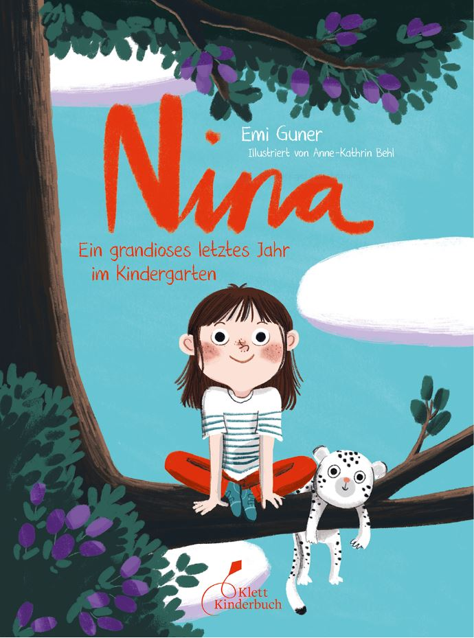 zuckerkick_s156_nina_mein_grandioses_letztes_Jahr_im_Kindergarten_klett kinderbuch emi guner